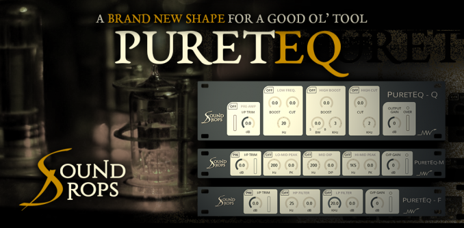 PURETEQ BUNDLE, A NEW SOUNDDROPS ACQUA LIBRARY IS OUT!!!! - Stefano Dall'Ora